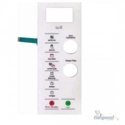 Membrana Teclado Microondas Panasonic nn-gd579